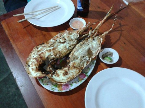 Sea Star Resort Phu Quoc: Ужин