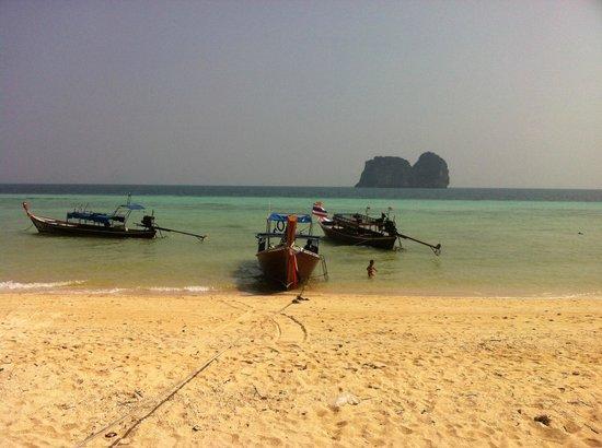 CoCo Cottage Koh Ngai: plage du coco