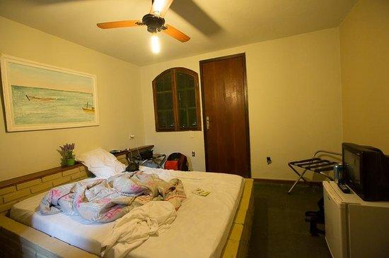 Pousada Zen: Visão parcial do apartamento