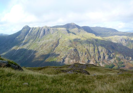 Langdale Pikes - guided walking with Mountain Journeys