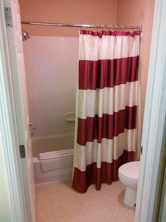 Residence Inn Jacksonville Butler Boulevard: Bathroom