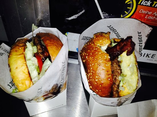 Burgermeister : meisterburgers