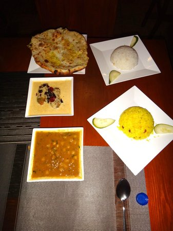 Ganesha Restaurante: 1