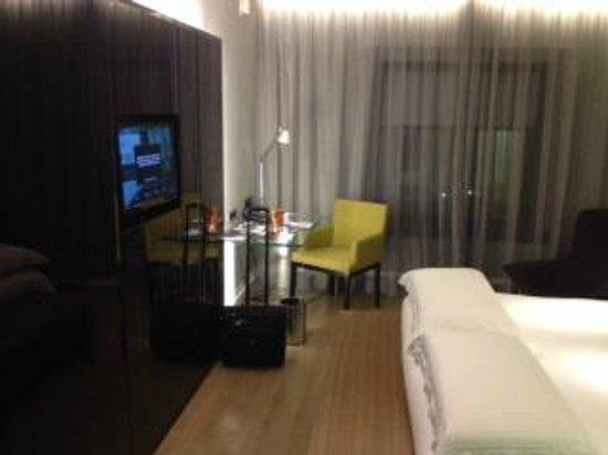 Pullman Sao Paulo Ibirapuera: room