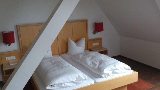 Hotel Traube am See: Zimmer