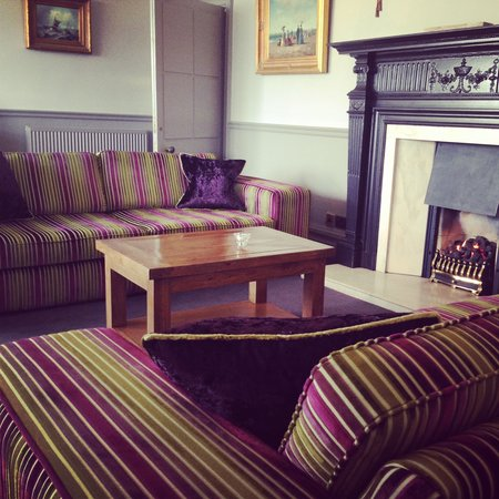 The Ryebeck : Our stunning new lounge