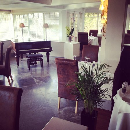 The Ryebeck : Our delicious dining room