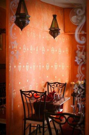 A ma Maison : sala romantica