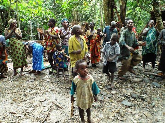 Gorilla Resort Camp: Bwindi Forest Pygmies