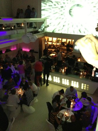 Supperclub Amsterdam: Atmosphere