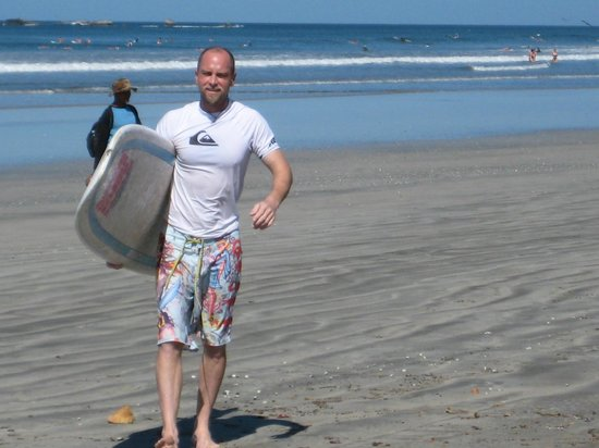 Safari Surf School: Beach