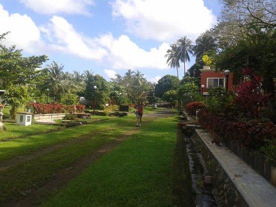 Santa Clara Park Hotel: Garden