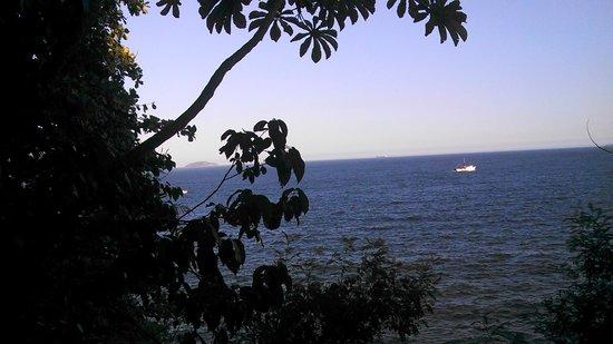 Claudio Coutinho Trail: Vista para o Mar
