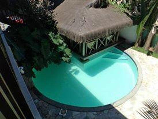 Pousada La Cigale: piscina