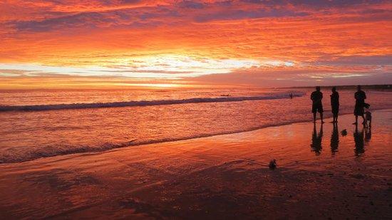 La Paloma del Mar: Playas
