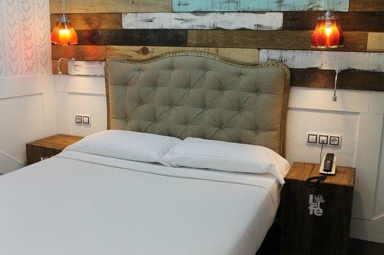 Hotel Life: Habitacion