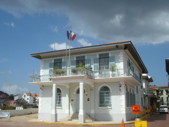 Panama Travel Unlimited - Day Tours: French Embassy Panama City
