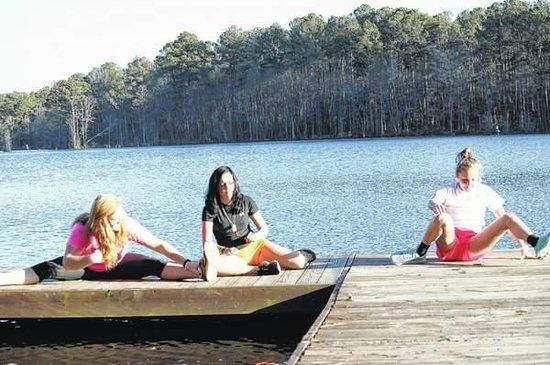Americas Best Value Inn - Rockingham: Hinson Lake