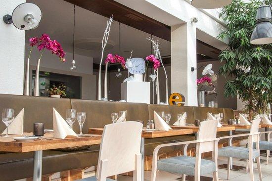 Hotel Schoene Aussicht: Restaurant