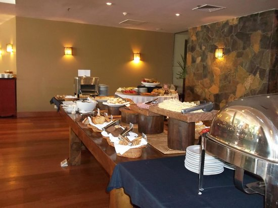 Loi Suites Iguazu: Breakfast buffet