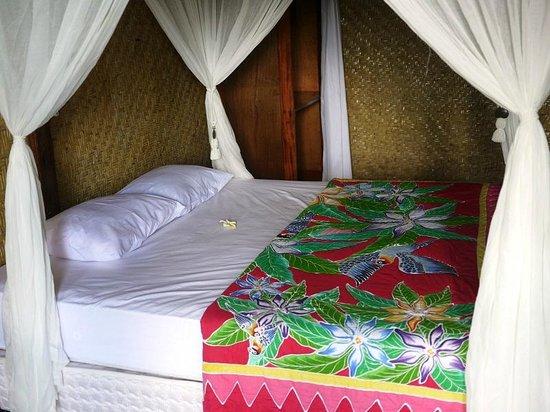 Ijen Resto & Guest House: Ijen guest house bedroom