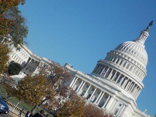 Capitol Hill: vista de dia