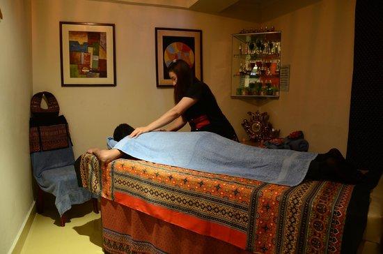 Savoey Hotel Lahore: Thai Massage at Savoey