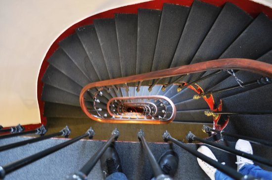 "Hotel Amarys Simart: ""Panorama"" dal sesto piano"