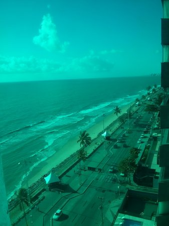 Hotel Atlante Plaza: vista do hotel