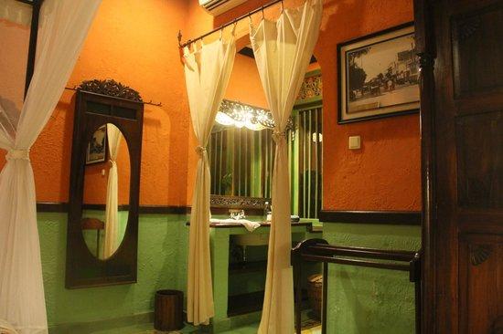Dusun Jogja Village Inn : deluxe room
