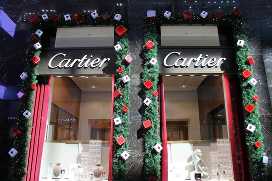 The Dubai Mall : Cartier