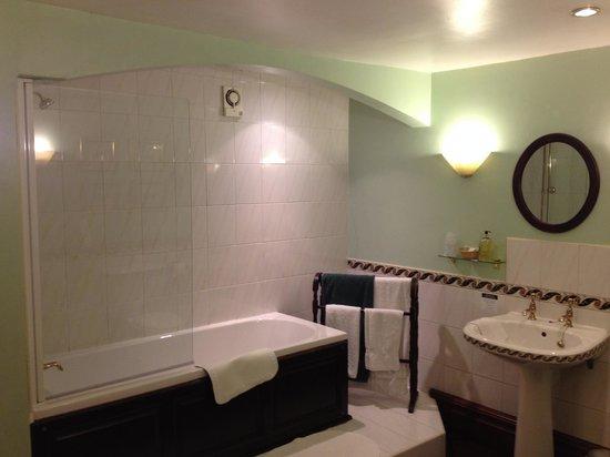 York House B&B: Bathroom