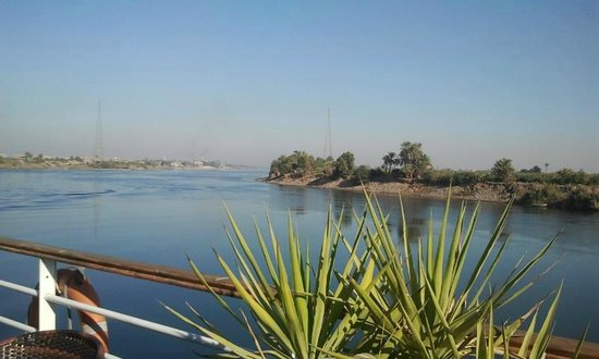 Nile River: Nillandschaften