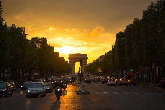 Hostellerie du Marais: Champs-Élysées