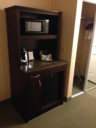 Hilton Garden Inn Albany / SUNY Area: The room