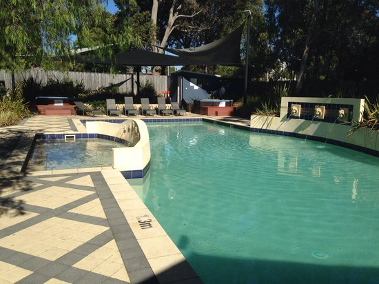 Forte Leeuwin Apartments: Pool and Spas
