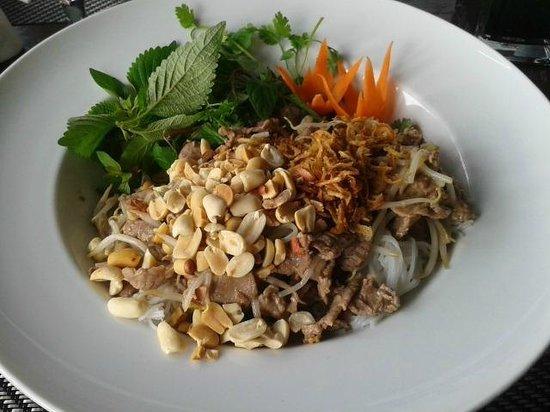 The Gourmet Corner Restaurant: Food