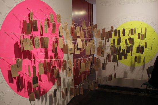 The Architecture Centre: Room 13 Future City Exhibition