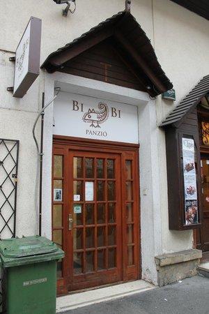 BI & BI: Вход