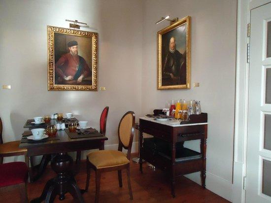 Vila Galé Collection Palácio dos Arcos: RESTAURANTE