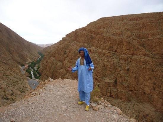 Marrakech Weekend - Day Tours : tissedrine pass!