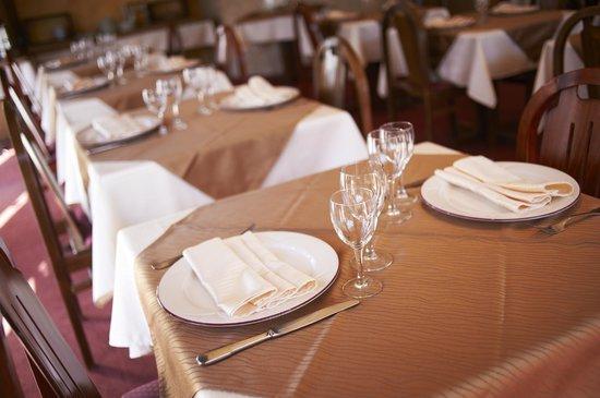 Hotel Restaurant des Sablons : Restaurant