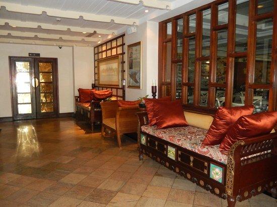 Taj Malabar Resort & Spa Cochin: hotel