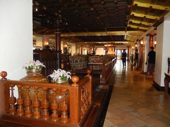 Taj Malabar Resort & Spa Cochin: entrée