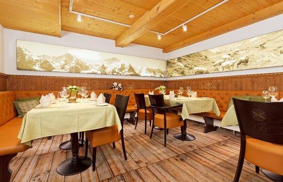 Hotel Eiger Restaurant: Eiger Stübli à la carte restaurant