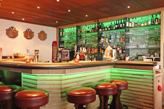 Hotel Eiger Restaurant : Tächi Bar for Cocktails and dancing