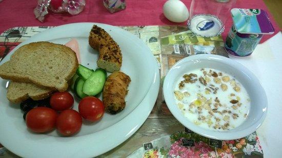 Taksim Plussuite Hotel : Breakfast