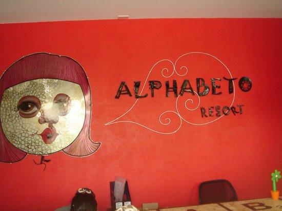 Alphabeto Resort: Réception