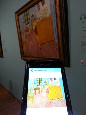 Museo Van Gogh: Audio guide