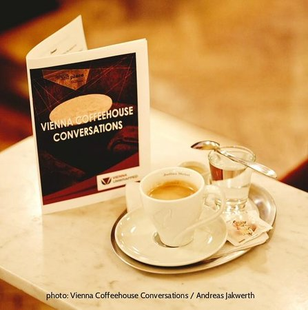 Vienna Coffeehouse Conversations